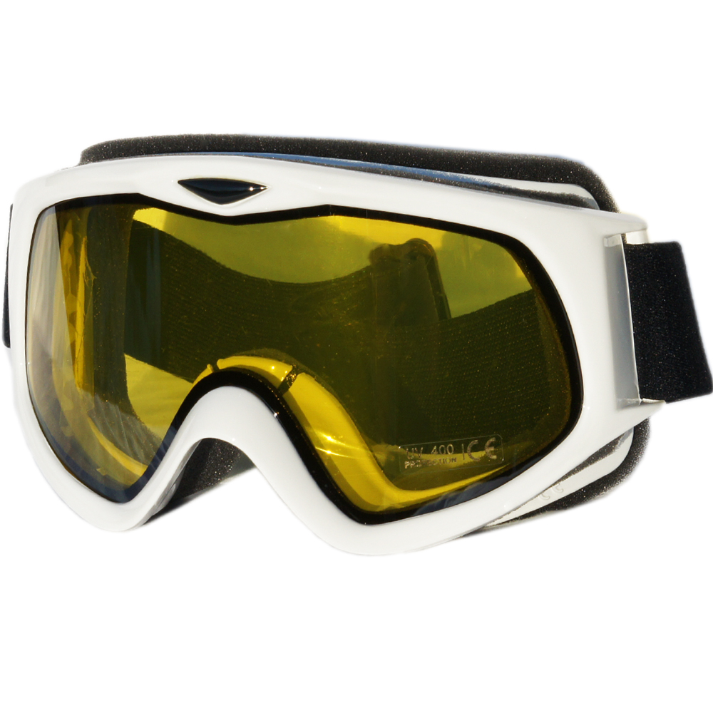 Skibrille Snowboardbrille Ski Snowboard Brille Antifog HEEZY Modell 323